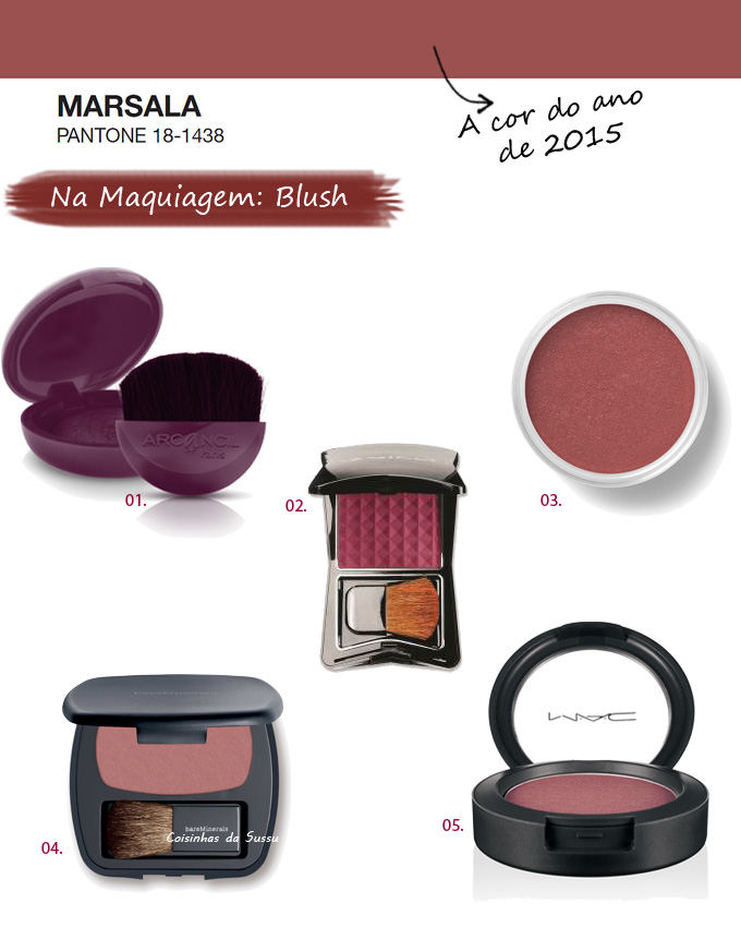 cor do ano 2015 marsala blush