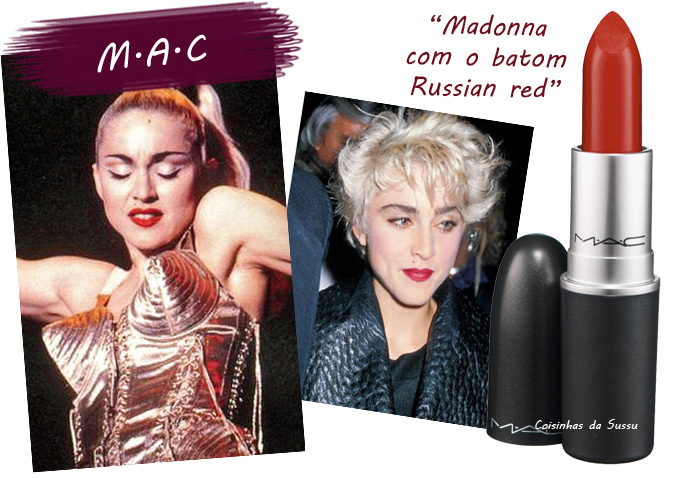 mac madonna russian red