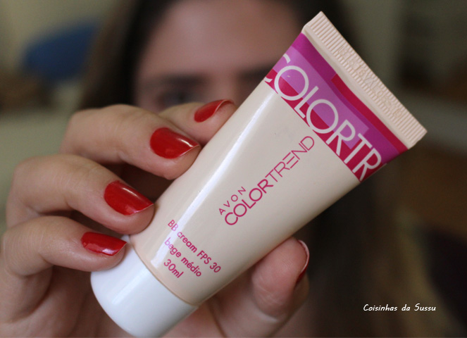 BBcream Avon Color Trend - Coisinhas da Sussu